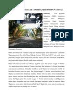Mahapala Unnes Gelar Lomba Panjat Dinding Nasional