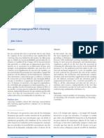 Bases pedagógicas del e-learning