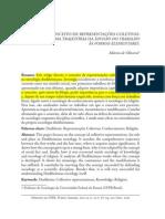 Durkheim+Representacoes sociais e a divisão social do trabalho..pdf