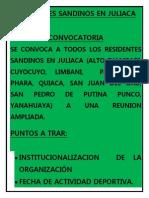 RESIDENTES SANDINOS EN JULIACA.docx