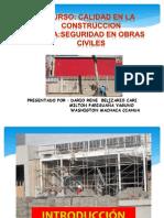 TRAJO DE CALIDAD, SEGURIDAD EN LA CONSTRUCCION.ppt