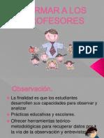 FORMAR A LOS PROFESORES.pptx