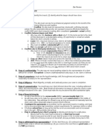Checklist (PR)