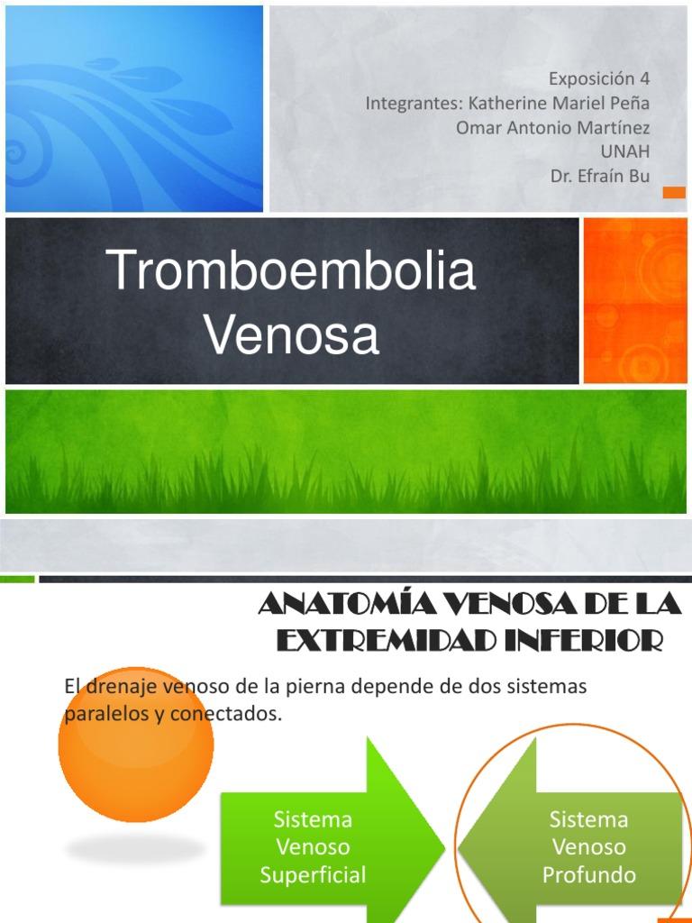 Tromboembolia Venosa 2.pptx
