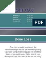 A9 - Bone Loss.pptx