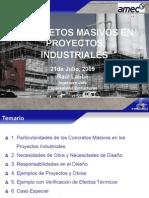 Hormigon Masivo en Proyectos Industriales (09-06-21 Seminario ICH).pdf