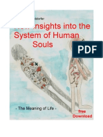 New Insights into the System of Human Souls  – The Meaning of Life - British