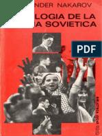 Alexander Nakarov - Antología de la poesia soviética