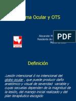 Trauma Ocular OTS.ppt.pptx