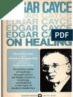 Healings Edgar Cayce
