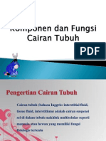 Komponen dan Fungsi Cairan Tubuh.ppt