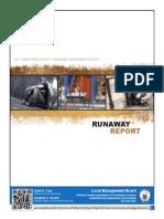 Runaway Report