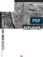Cluster Bombs in Kosovo