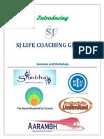 SJ Life Coaching Group_Udaipur