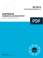 Australia Commercial Banking Report