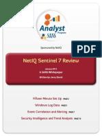 Netiq Sentinel 7 Review