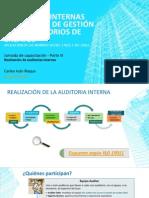 Auditorias Internas - Laboratorios de ensayos III