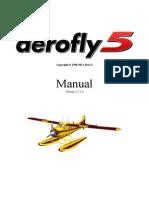 Aerofly5 Manual En