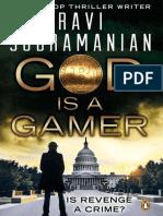 God is a Gamer - Ravi Subramanian