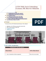 Disinvestment Basics