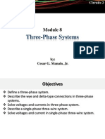 Module 8 Three Phase Systems