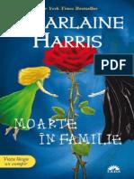 Charlaine Harris - Moarte in Familie - Cartea 10
