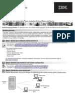 Lotus Domino Version 6.5.6 Quick Start Guide