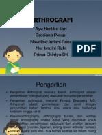 Arthrografi Hip Joint