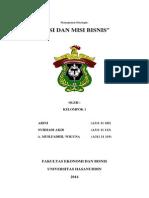 1. VISI DAN MISI BISNIS - KELOMPOK 1.docx
