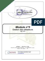 MODULE_5_DBA_9I