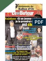 LE BUTEUR PDF du 21/12/2009