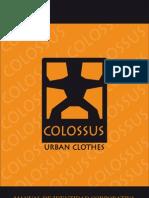 Manual Colossus
