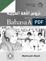 BAHASA ARAB X untuk GURU.pdf