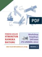 Modul 2- SAP2000