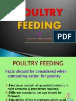 Poultry Feeding 2dv