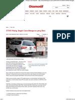 STNK Hilang, Begini Cara Mengurus Yang Baru — Kompas.com Otomotif