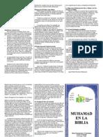 MUHAMAD EN LA BIBLIA