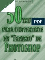 50 Trucos Para Photoshop - www.TutosLand.com