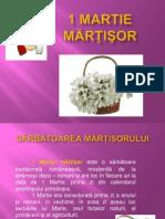 Prezentare Anotimpul Primavara