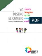 Yo Diseño El Cambio Documento Completo Para Profes