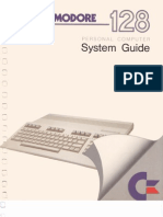 Commodore 128 System Guide