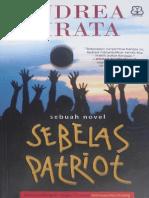 Andrea Hirata - Sebelas Patriot