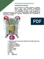 Motorul termic