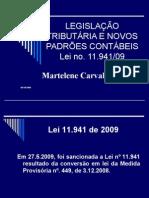 lei11941de2009