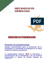 MEDICIONES EN EPIDEMIOLOGÍA.ppt
