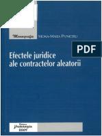 EFECTELE JURIDICE ALE CONTRACTELOR ALEATORII.pdf