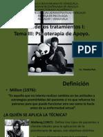tema III Psicoterapia de Apoyo.ppt