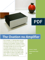 The Ovation Nx Amplifier V2.0 8