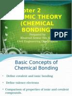 Chapter 2 Chemical Bonding