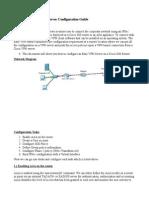 Cisco IPSec Easy VPN Server Configuration Guide